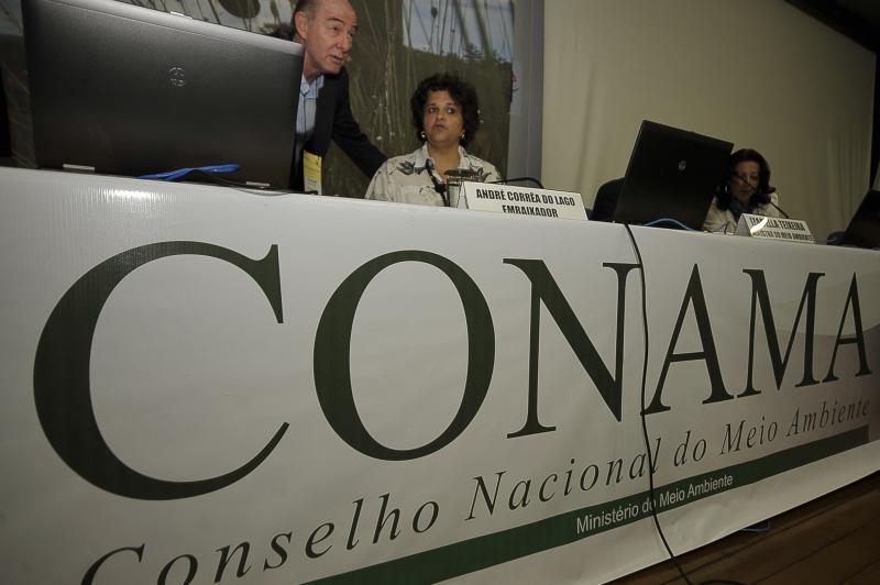 107ª Reunião Ordinária do Conselho Nacional do Meio Ambiente (Conama)