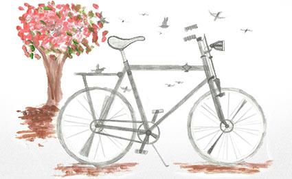 Quer ir para o trabalho de bike, mas lá não tem chuveiro? Ciclistas dão as dicas.