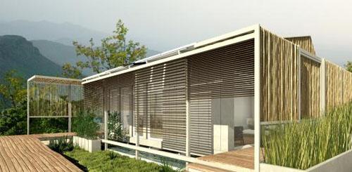 As obras apresentadas devem levar em consideração o conforto, a capacidade de geração de energia e a qualidade da obra em geral. | Foto: Ekó House/Divulgação