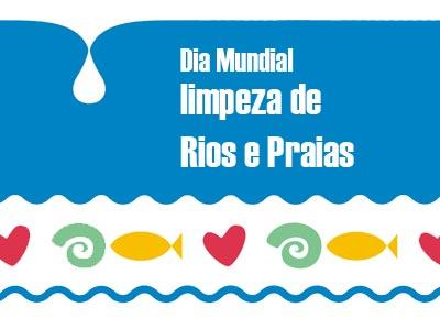 No Rio, voluntários recolhem lixo no Dia Mundial de Limpeza das Praias