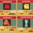 NFOGRÁFICO – A CORRIDA PARA O LIXO Quanto tempo produtos durariam se não fossem trocados ao parecer obsoletos? NEM VALE CONSERTAR Eletroportáteis ficaram tão baratos que o conserto pode sair […]