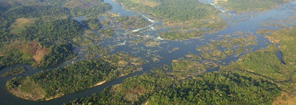 MPF investiga instalação de garimpo na região do Xingu