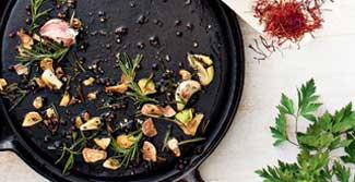 As especiarias usadas na cozinha servem tanto para dar um gosto diferente aos pratos quanto para evitar desordens