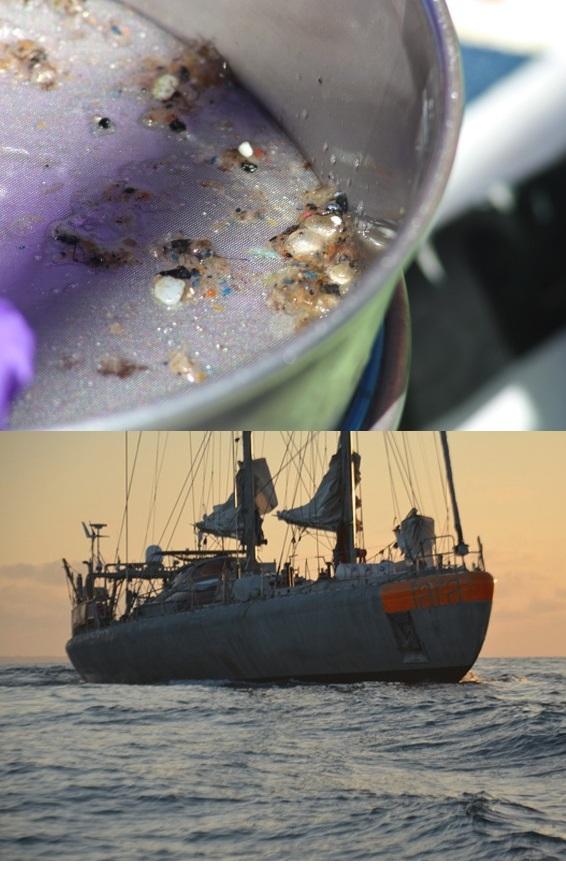 Presença no Oceano Antártico de 40 mil fragmentos plásticos por quilômetro quadrado, quantidade próxima da média global, revela que os impactos das atividades humanas estão indo além do que se pensava