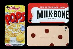 Designer cria capas de iPhone com embalagens de alimentos