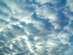 Nuvens influenciam aquecimento global