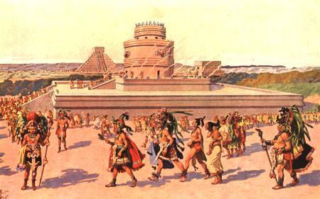 Mudança climática pode ter causado declínio da civilização maia