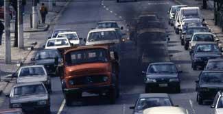 Inventário divulgado pela prefeitura de São Paulo revela que, nos últimos nove anos, as emissões de gases poluentes aumentaram 4% na capital paulista, sobretudo por conta da frota de veículos, que mais do que dobrou neste período e é hoje responsável por 61% da poluição da cidade