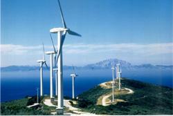 Produtos e serviços do vento