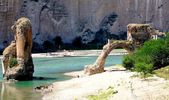 Os leitos desses rios, cujas águas irrigam parte do Iraque, Irã, Turquia e Síria, perderam o equivalente a um Mar Morto em sete anos de observação via satélite
