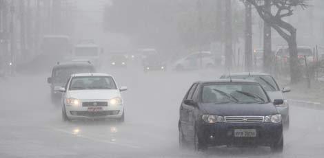 Chuva deve melhorar níveis de reservatórios de água em todo o Estado