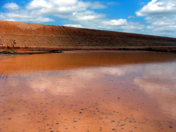 Barragens no interior de Pernambuco são reformadas