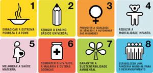 Governos têm mil dias para cumprir os Objetivos de Desenvolvimento do Milênio