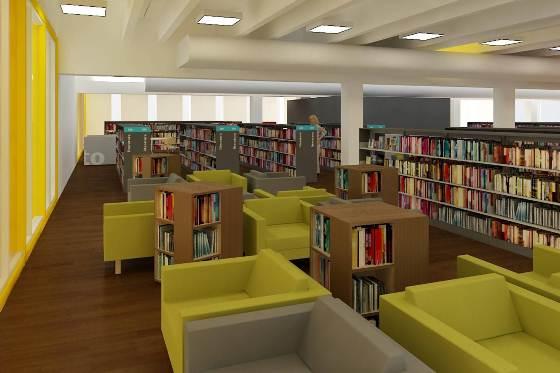 Biblioteca Pública do Rio ganha usina de energia solar