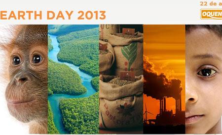 Dia da Terra 2013: As faces das Mudanças Climáticas são diversas / Fotos: divulgação/EDN