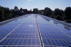 Capacidade fotovoltaica instalada no planeta está prestes a chegar a 100 GW