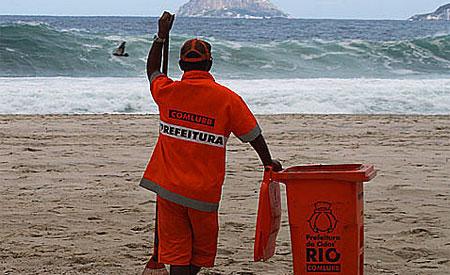 Prefeitura do Rio de Janeiro vai multar cidadão que jogar lixo na rua