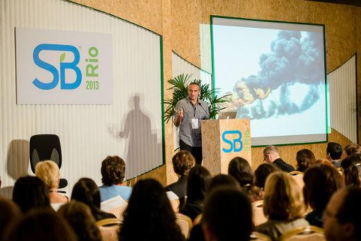 Para Fred Gelli, co-fundador da Tátil Design de Ideias, corporações devem assumir protagonismo em iniciativas para a sustentabilidade. / Foto: Eduardo Magalhães