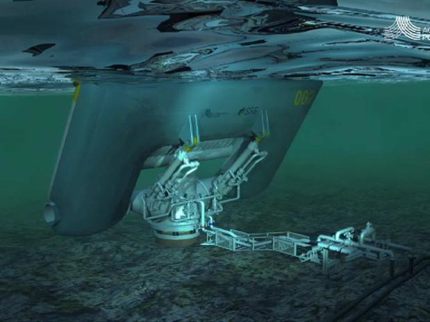 Escócia anuncia construção da maior usina das marés do mundo