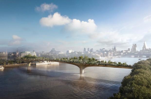 Formado por uma ponte e duas ilhas artificiais, projeto vai melhorar qualidade de vida na cidade.  Foto :Divulgação