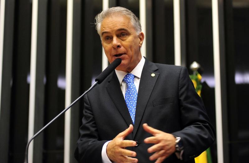 Deputado Marcos Montes é o novo presidente da FPA. Foto: Gustavo Lima/Câmara dos Deputados.