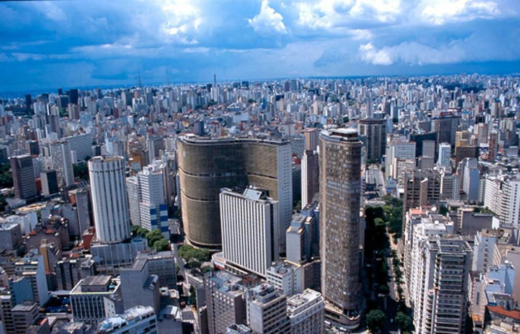 São Paulo é considerada uma das metrópoles mais barulhentas do mundo - Reprodução