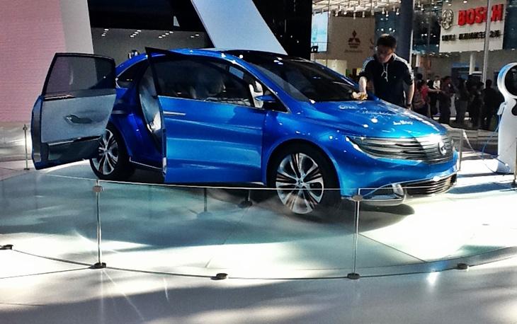 Resina Lexan, da Sabic, proporciona redução de peso e eficiência térmica para novo conceito de veículo elétrico desenvolvido na Alemanha - Reprodução