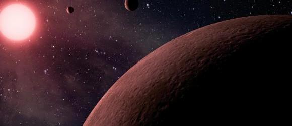 """A Agência Aeroespacial dos Estados Unidos (Nasa) anunciou hoje (19), em entrevista na Califórnia, a descoberta de dez planetas semelhantes à Terra. Eles fazem parte de um catálogo de """"exoplanetas"""", […]"""