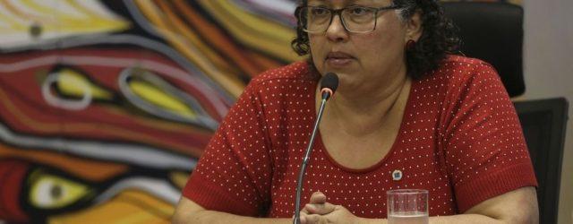 A presidente do Instituto Brasileiro do Meio Ambiente e dos Recursos Naturais Renováveis (Ibama), Suely Araújo, pediu exoneração do cargo nesta segunda-feira (7). O pedido foi feito um dia após […]