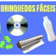 Olá pessoal, nesse vídeo eu vou ensinar para vocês como fazer brinquedos reciclados fáceis, utilizando garrafa pet, cd, papel alumínio e garrafinhas de iogurte. São 5 brinquedos muito divertidos e […]