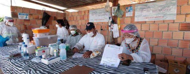 Unidade de Apoio Indígena (UAPI) construído na zona norte da cidade de Manaus. Foto: Tadeu Rocha. por A Nova Democracia Em meio ao novo colapso do Sistema Único de Saúde […]