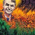 Em plena crise, Bolsonaro bloqueou verbas para Saúde (R$ 2,2 bi), Educação (R$ 2,7 bi) e Meio Ambiente (R$ 235 mi). Destacam-se os cortes de recursos para combate à pandemia, […]