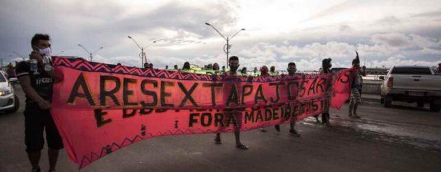 Cooperados parceiros de empresa invadiram a entidade, em Santarém (PA), exigindo retomada de projeto de manejo da reserva extrativista; área é vizinha do assentamento onde atuam madeireiras investigadas pela PF […]