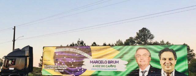 """Locutor da rede """"A Voz do Campo"""", Marcelo Brum (PSL-RS) é sócio de fazendeiro condenado por tentativa de homicídio e teve campanha bancada por sojeiros; suplente de Onyx Lorenzoni vota […]"""