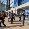 Cerca de 800 indígenas realizavam ato em frente à sede da Funai e esperavam ser recebidos pelo presidente do órgão; lideranças denunciam truculência e atuação anti-indígena por Cimi Na tarde […]
