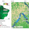 Pesquisadores mediram os fluxos de metano e dióxido de carbono em 23 pontos dos reservatórios da usina de Belo Monte e no curso do rio Xingu antes e após o […]